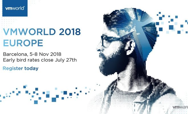 Why should you attend VMworld Europe?